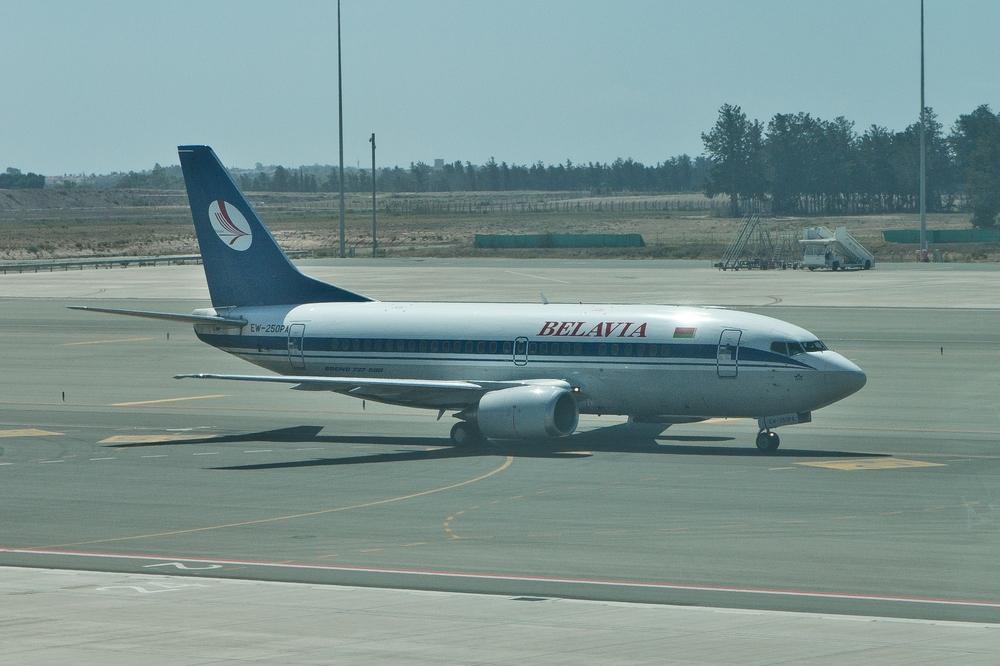 Belavia Weißrussland Airline Fluggesellschaft