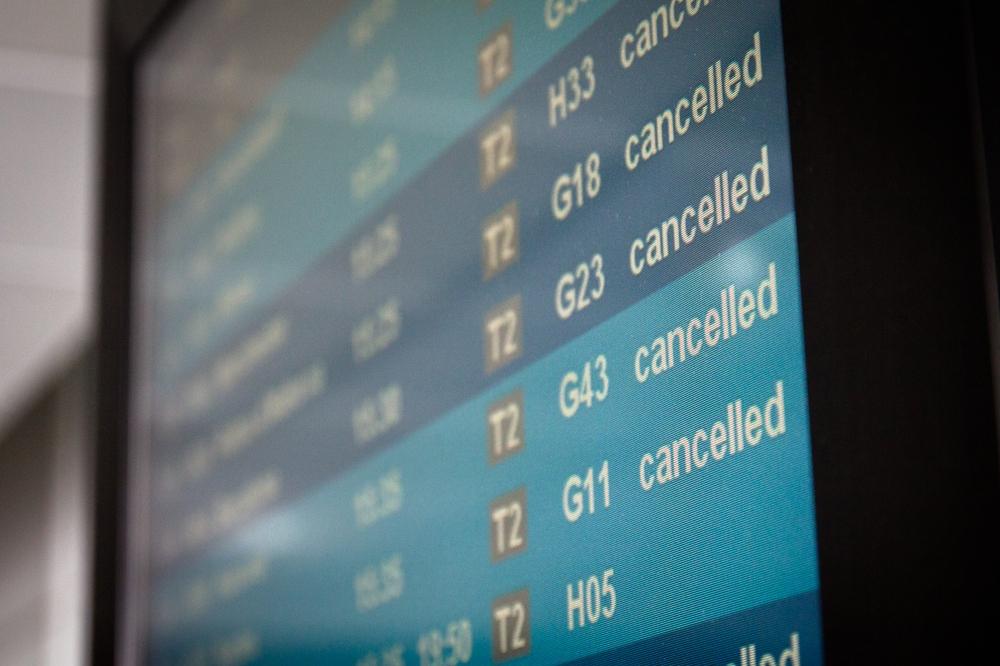 Streik Lufthansa Piloten München Flughafen