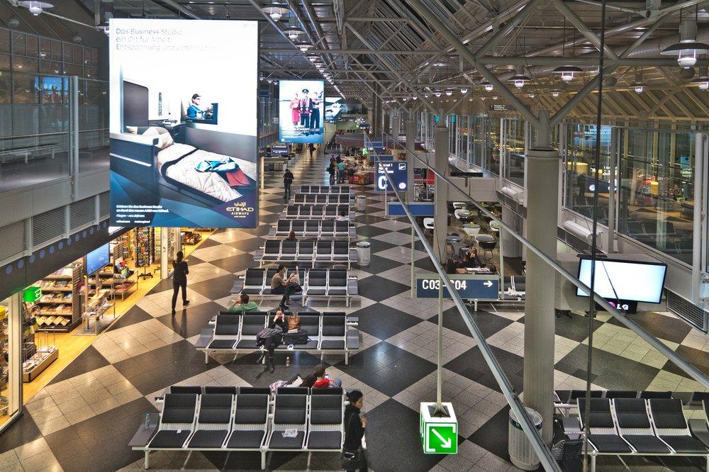 Flughafen München Airport Terminal 1