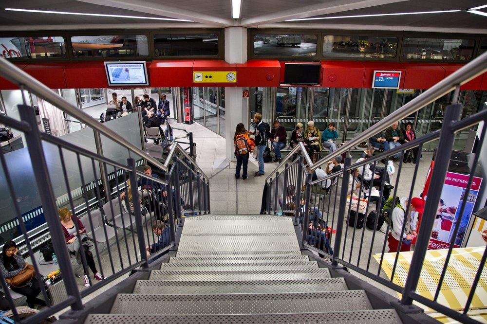 Berlin Tegel Flughafen Airport