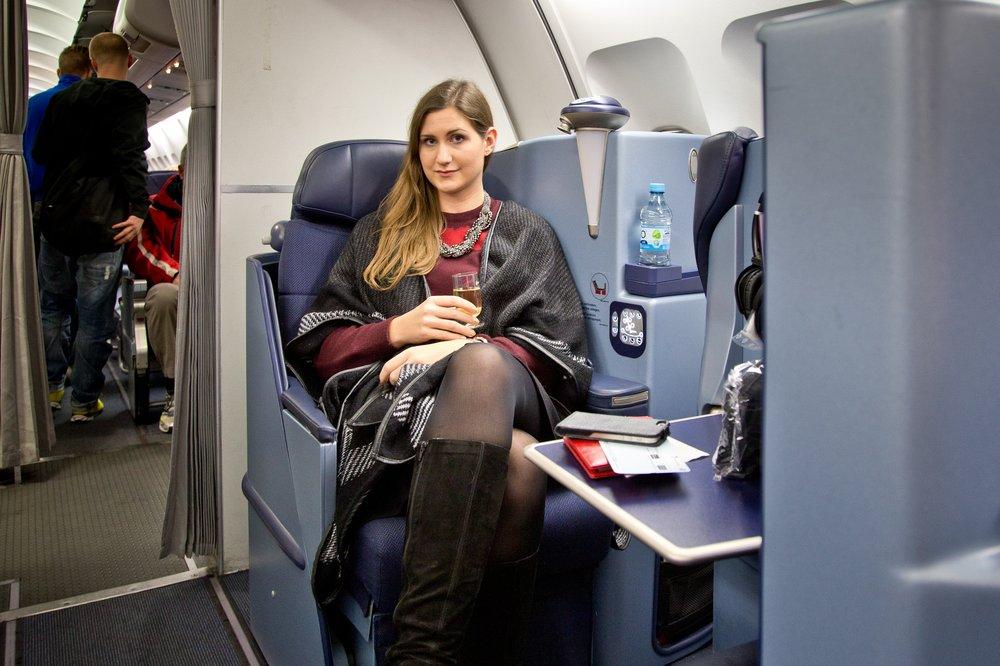 Fashionblog Business Class Airberlin Abu Dhabi Berlin
