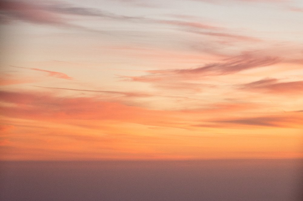 Sunrise Flight Business Class