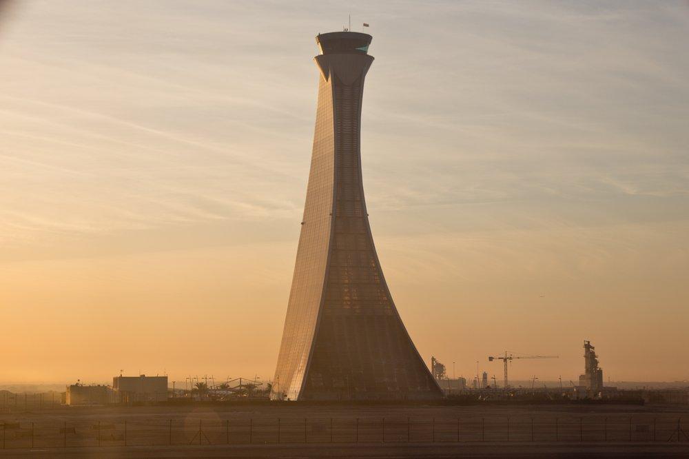 Tower Abu Dhabi International Airport