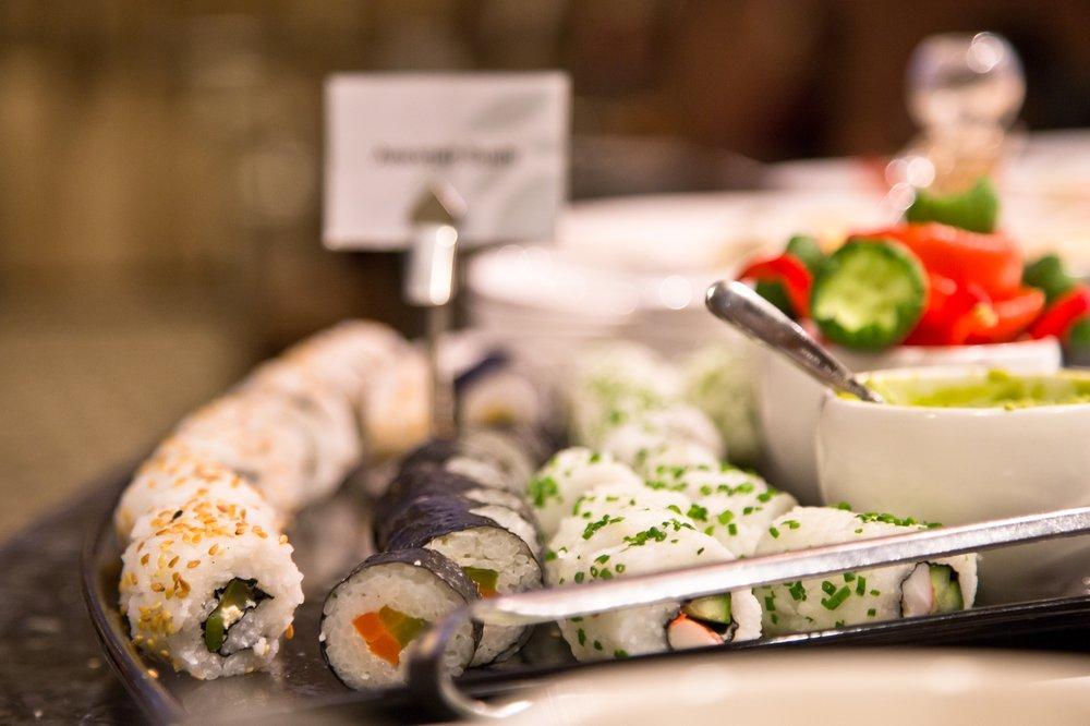 Sushi Al Dhabi Lounge Abu Dhabi Airport