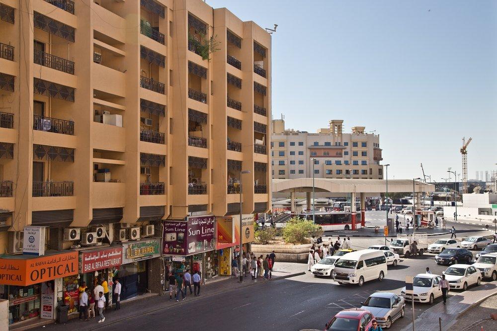 Parkhaus Dubai