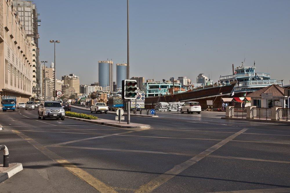 Deira Dubai Gold Souk