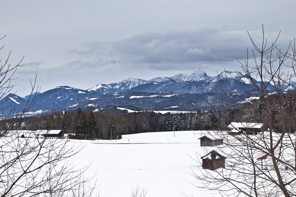 Irschenberg A8 Anfahrt Kronplatz