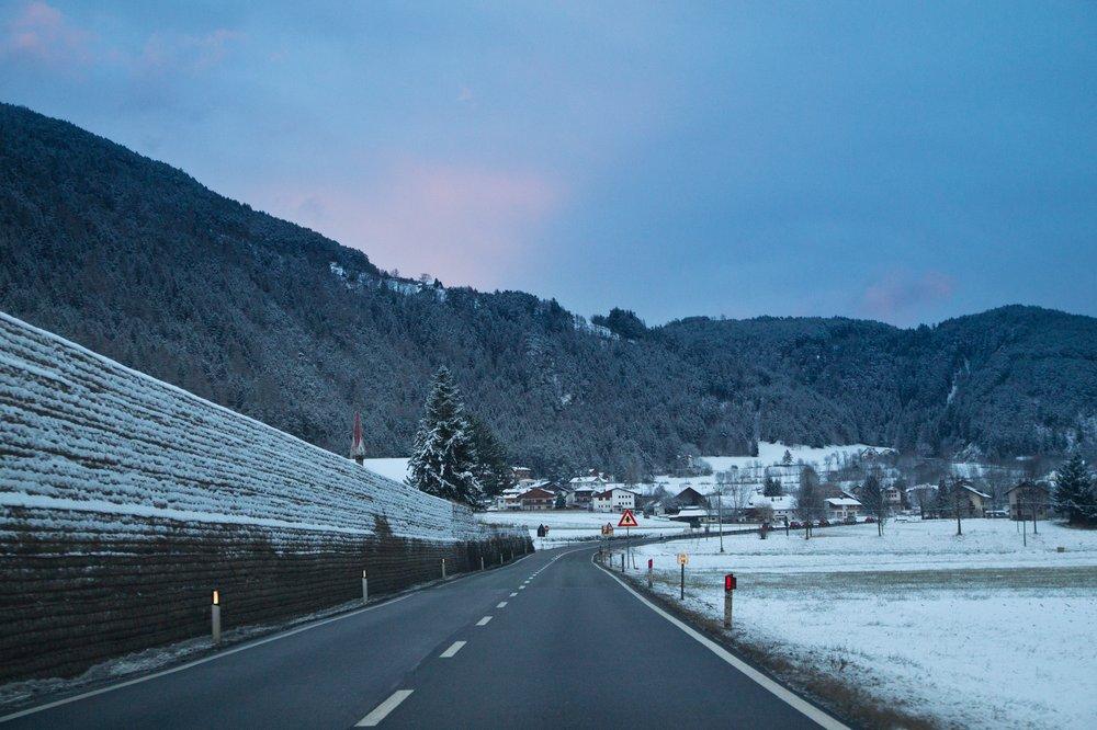 Italien Südtirol Brixen Brenner