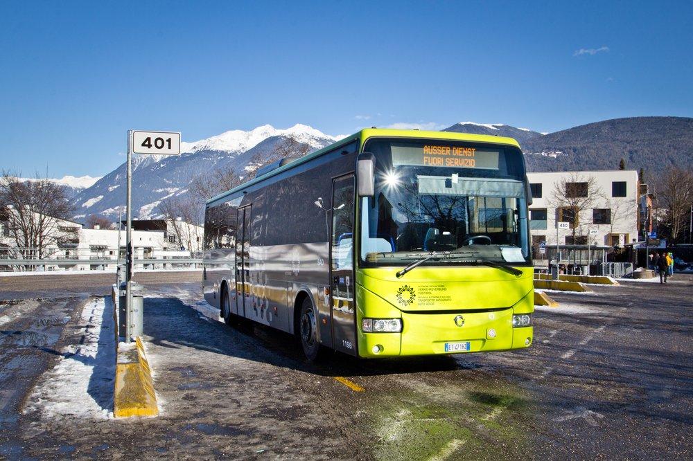 Bus Bruneck Brixen