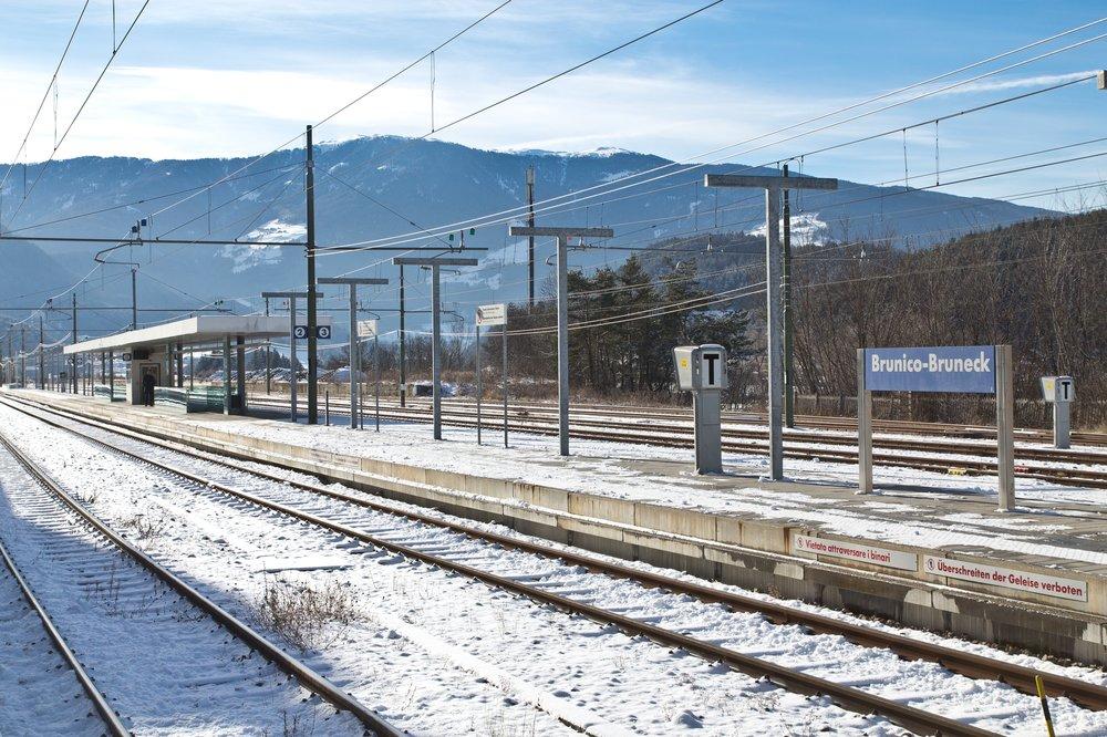 Bahnhof Bruneck Kronplatz