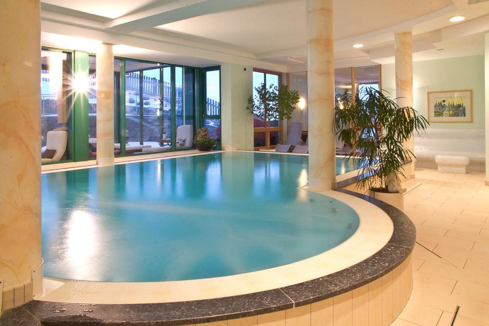SPA Bereich Wellness Hotel Schwaigerhof Rohrmoos Schladming