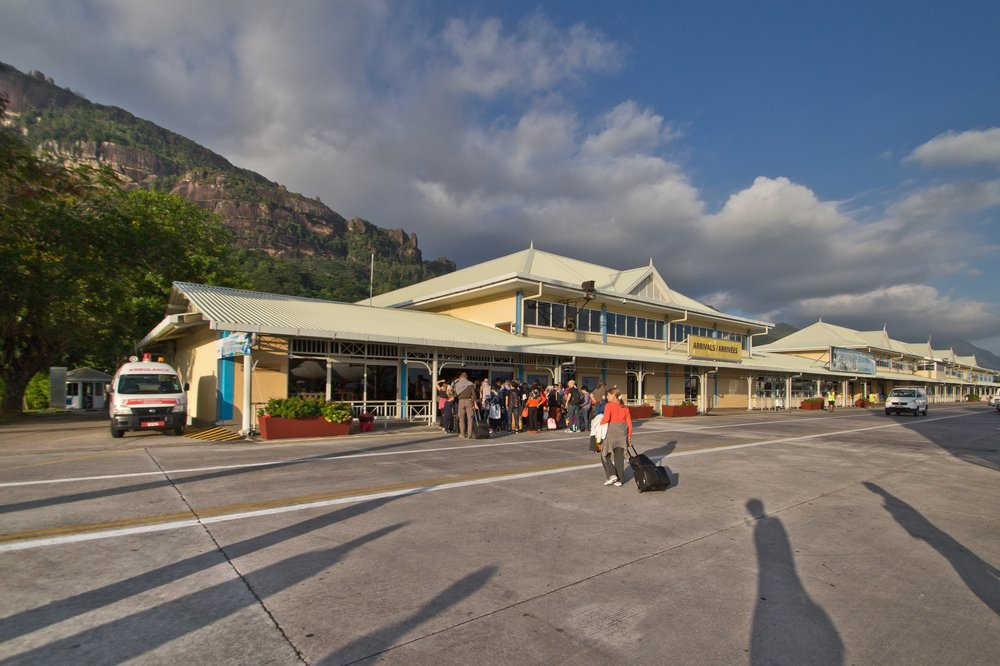 Seychelles International Airport SEZ