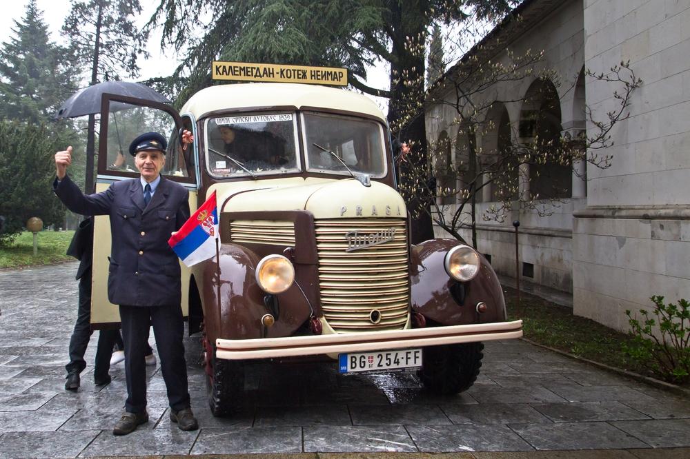 Bus Belgrad Kaliningrad Neymar