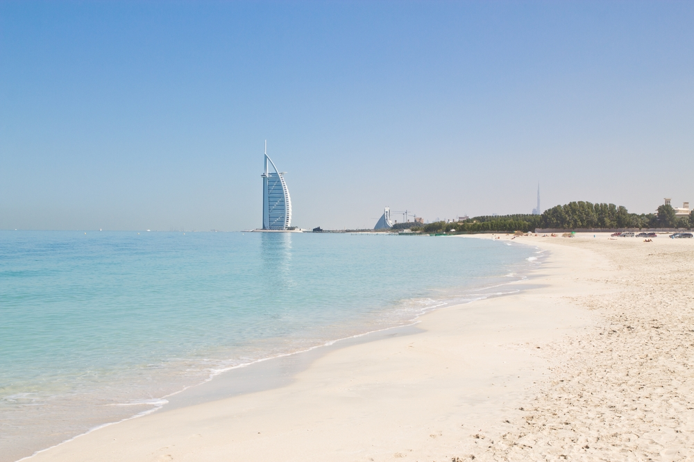 Dubai Jumeirah Beach Burj al Arab