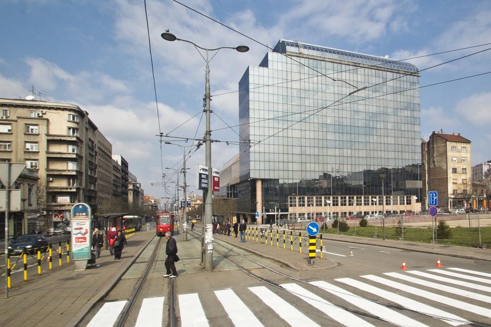 Sightseeing Tour Belgrad Serbien