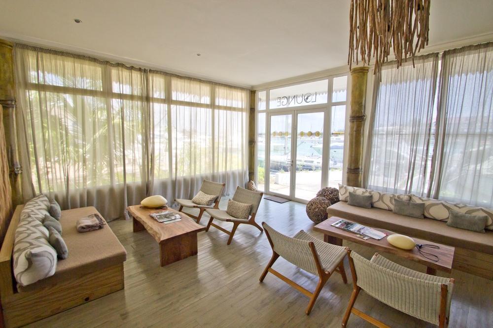 Kapatya Lounge  Eden Island Seychelles