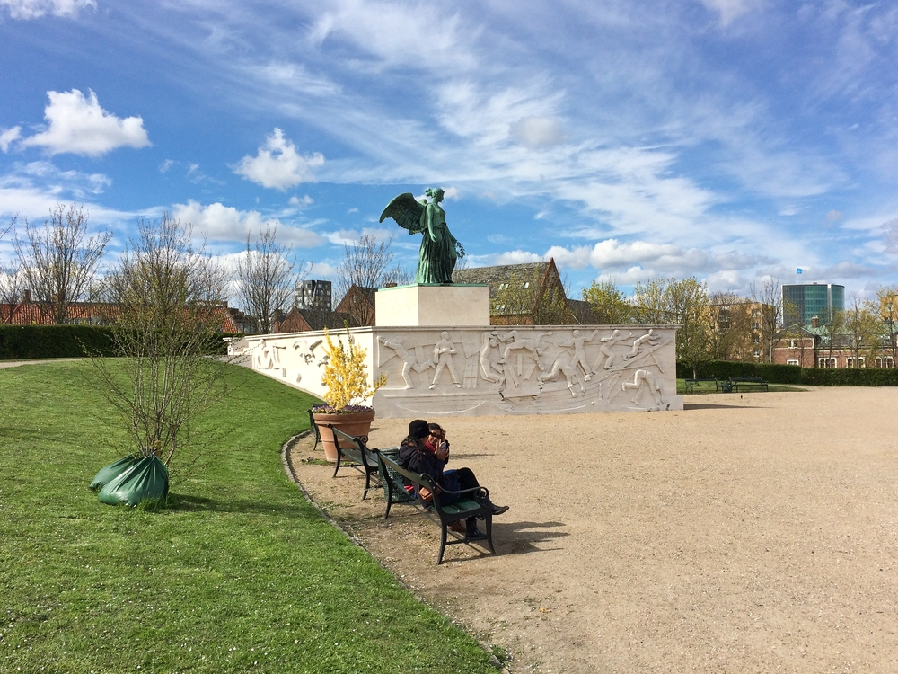 Monument to Mariners (Langelinie Lystbådehavn)