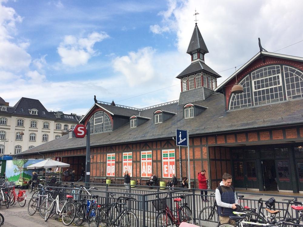 Fahrrad Parken Kopenhagen