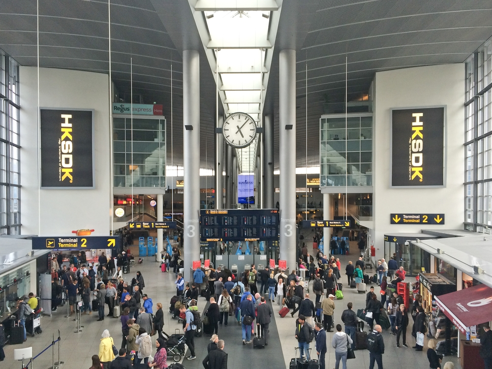 Lounge Flughafen Kopenhagen-Kastrup Københavns Lufthavn