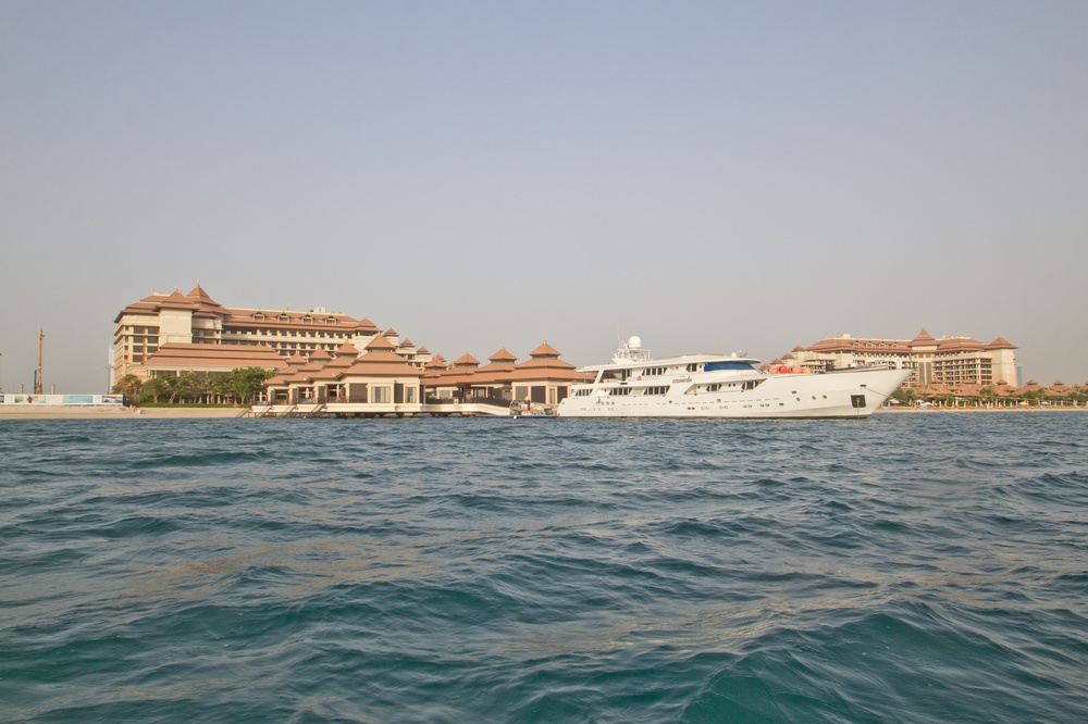Hotel Anantara Dubai The Palm Resort