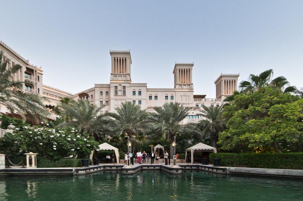 Hotel Madinat Jumeirah am Souk Madinat Dubai