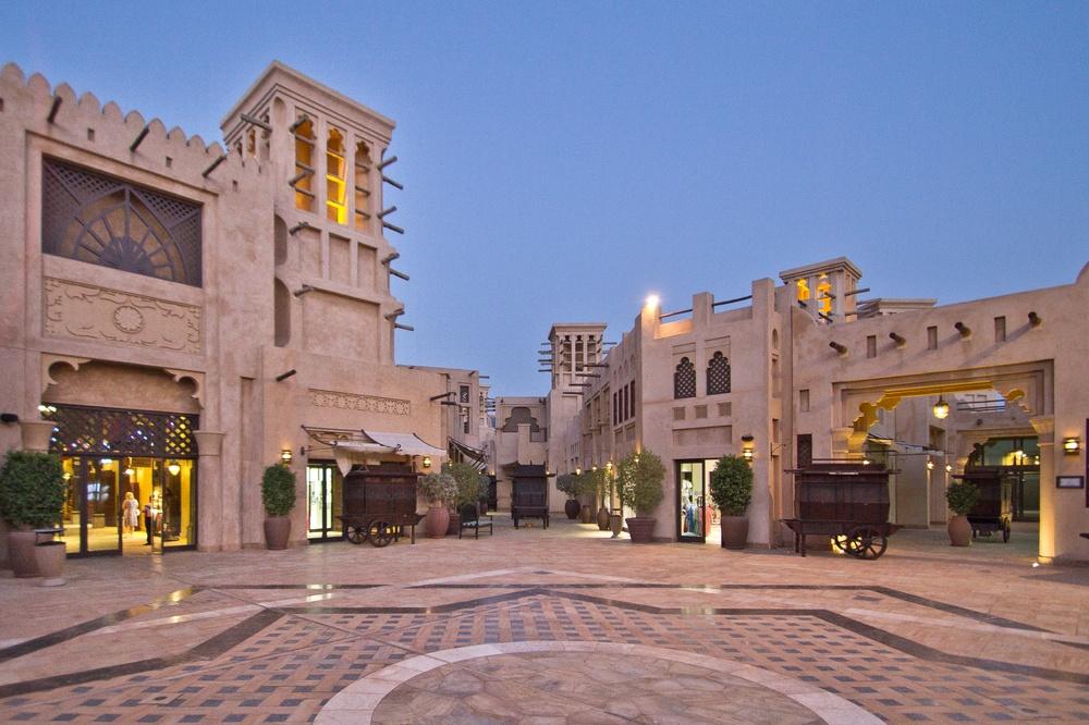 Souk Madinat Dubai Jumeirah