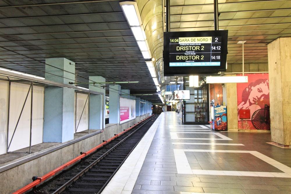Metro Bukarest Gara de Nord