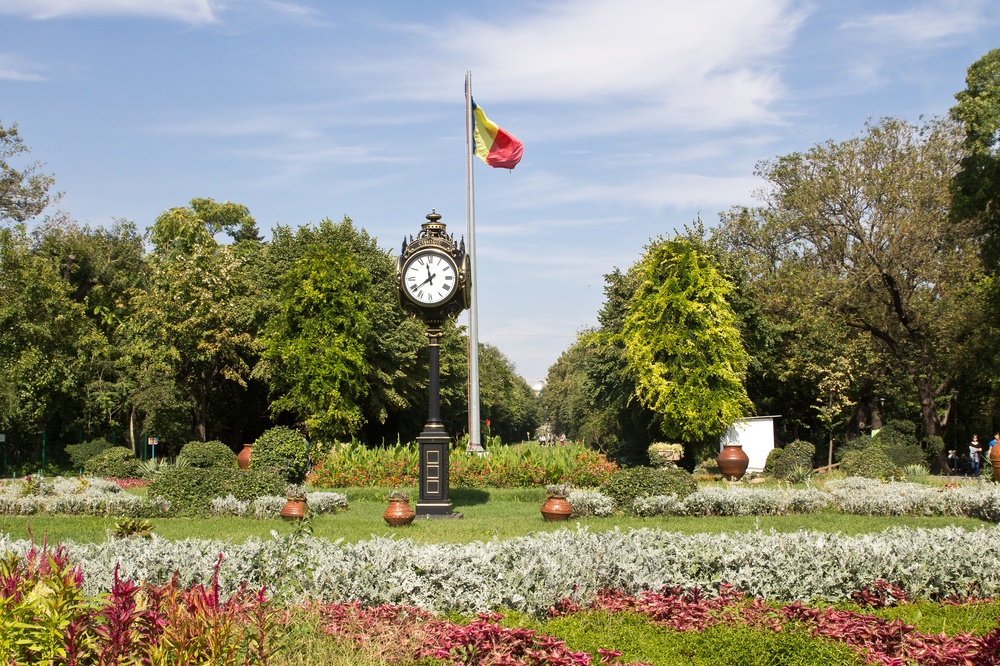 Cișmigiu-Park Bukarest Sightseeing Travelblog