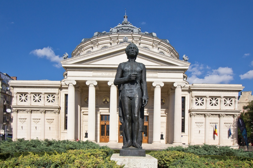 Bukarester Athenäum Ateneul Român