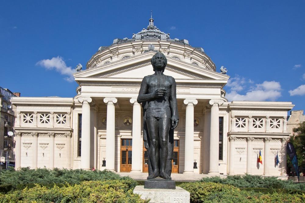 Bukarest Athenäum Ateneul Român