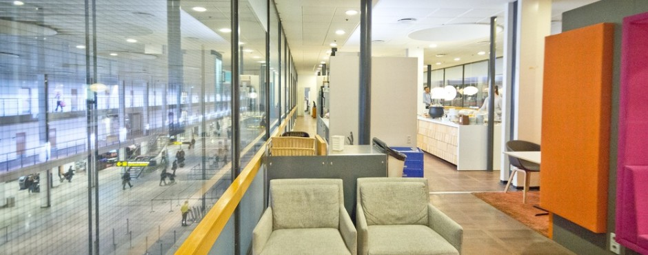 Airport Lounge Check - Aspire Lounge Frankfurt Kopenhagen