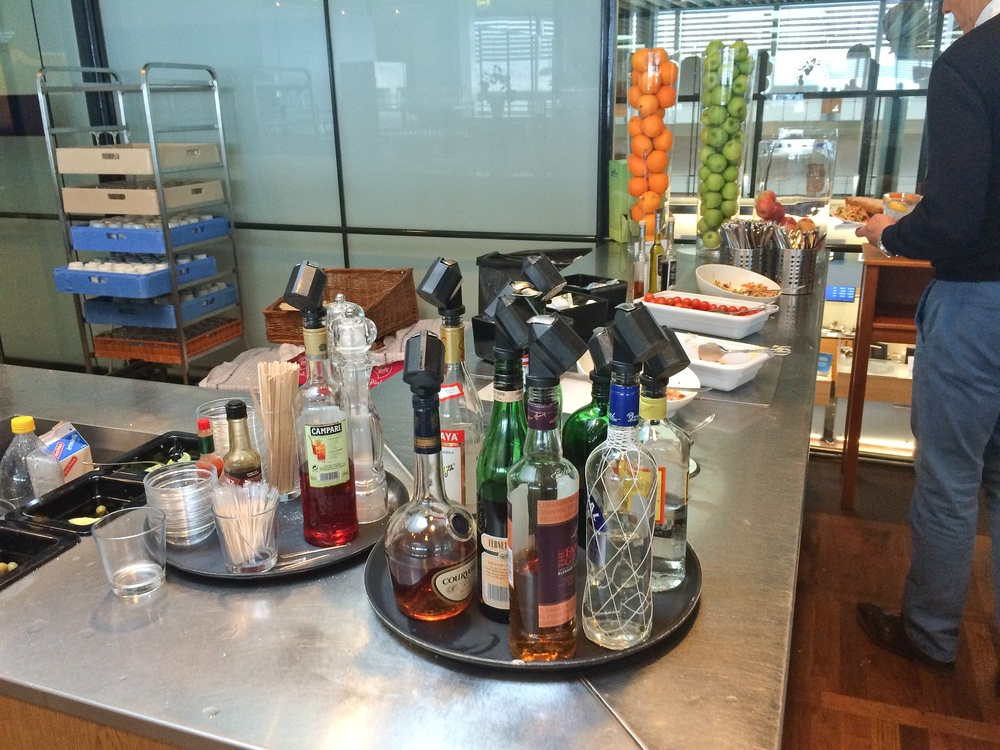 Airport Lounge Check - Aviator Lounge Kopenhagen Flughafen