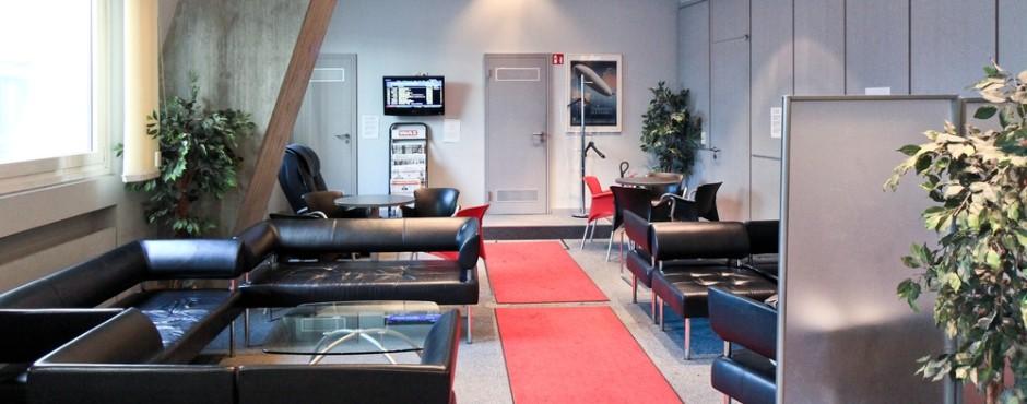 Airport Lounge Check - Elli Beinhorn Lounge Stuttgart Flughafen