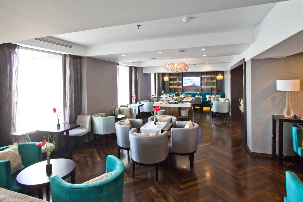 SPG Lounge Sheraton Bukarest