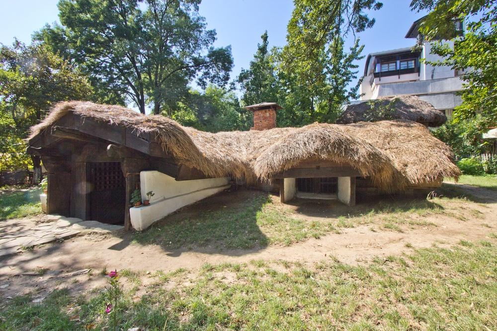 Muzeul Satului Bukarest Freilichtmuseum