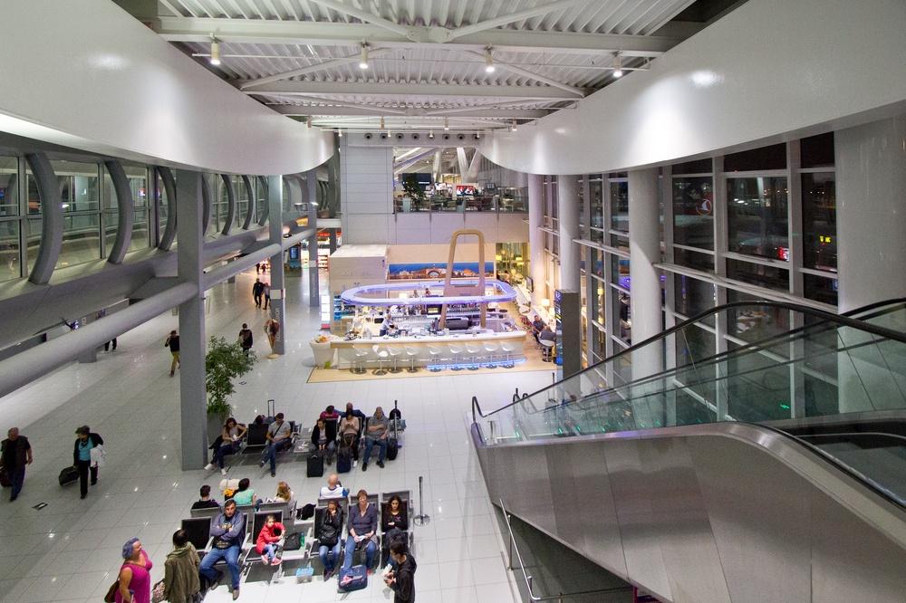 Flughafen Bukarest Henri Coandă
