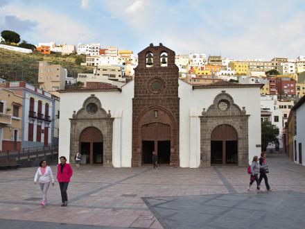 Kirche Nuestra Señora de la Asunción La Gomera