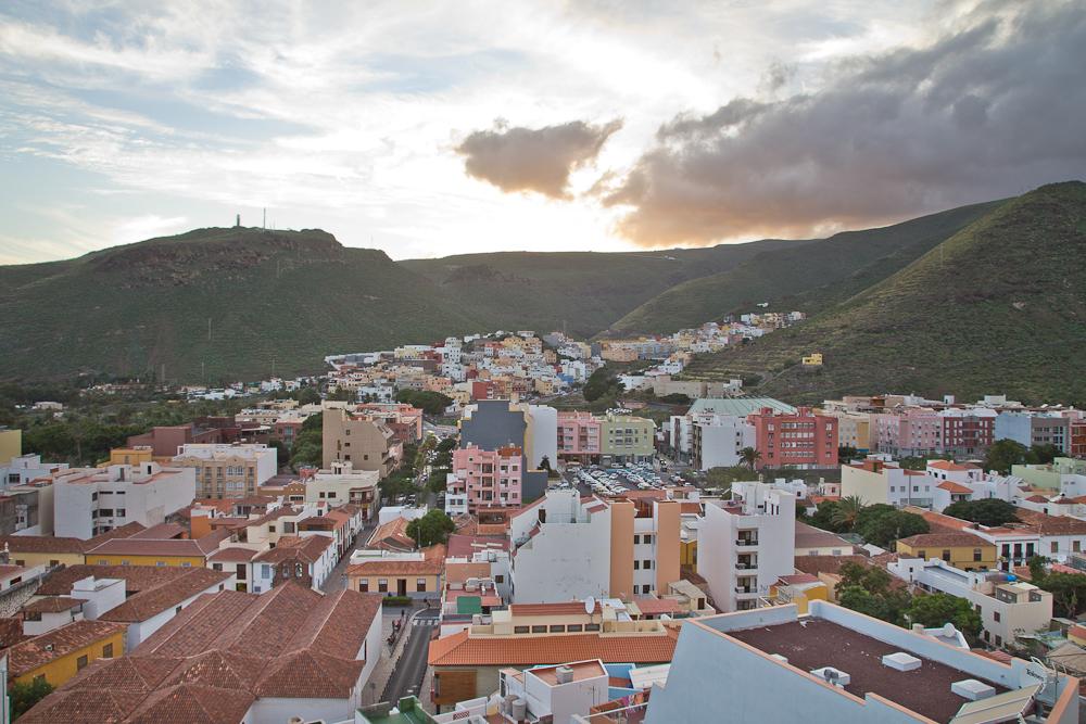 Hafen San Sebastián de La Gomera