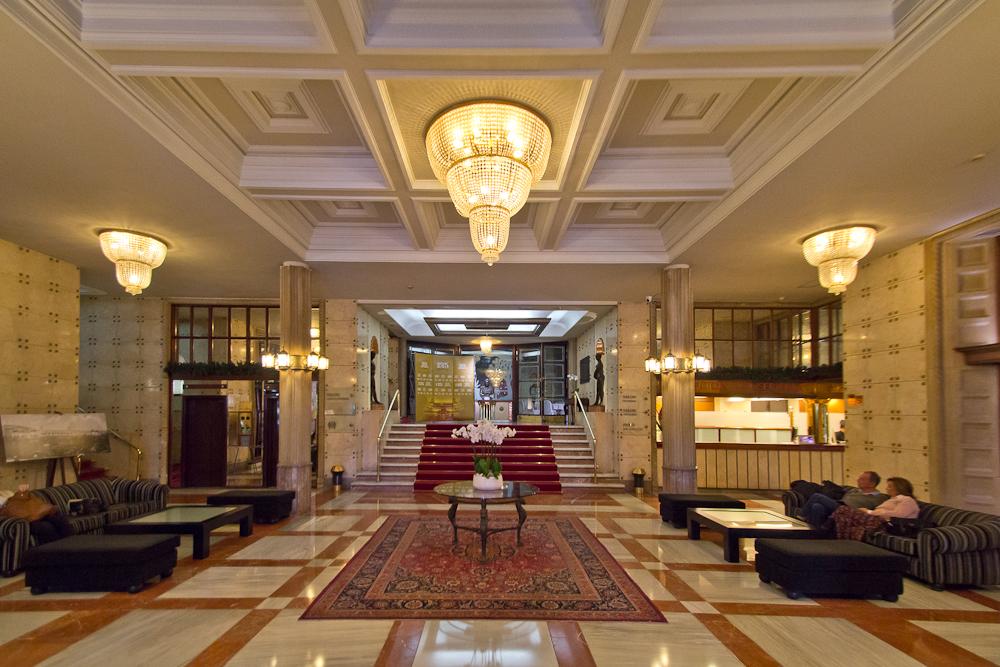 Hotel Santa Catalina Las Palmas Gran Canaria