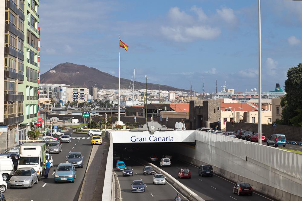 Halbinsel La Isleta Las Palmas Gran Canaria