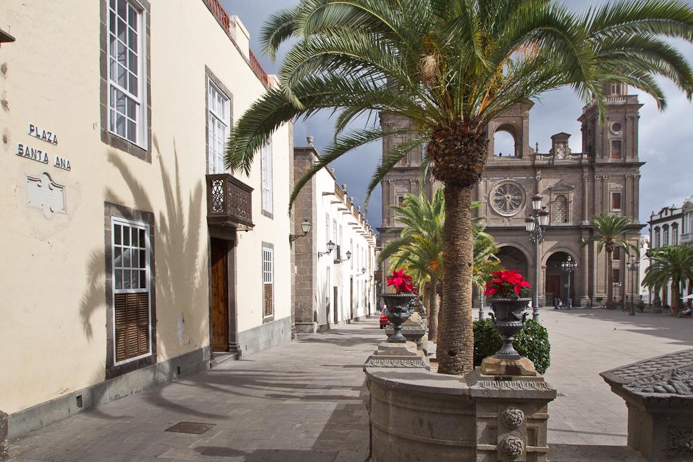 Rathaus Las Palmas Gran Canaria