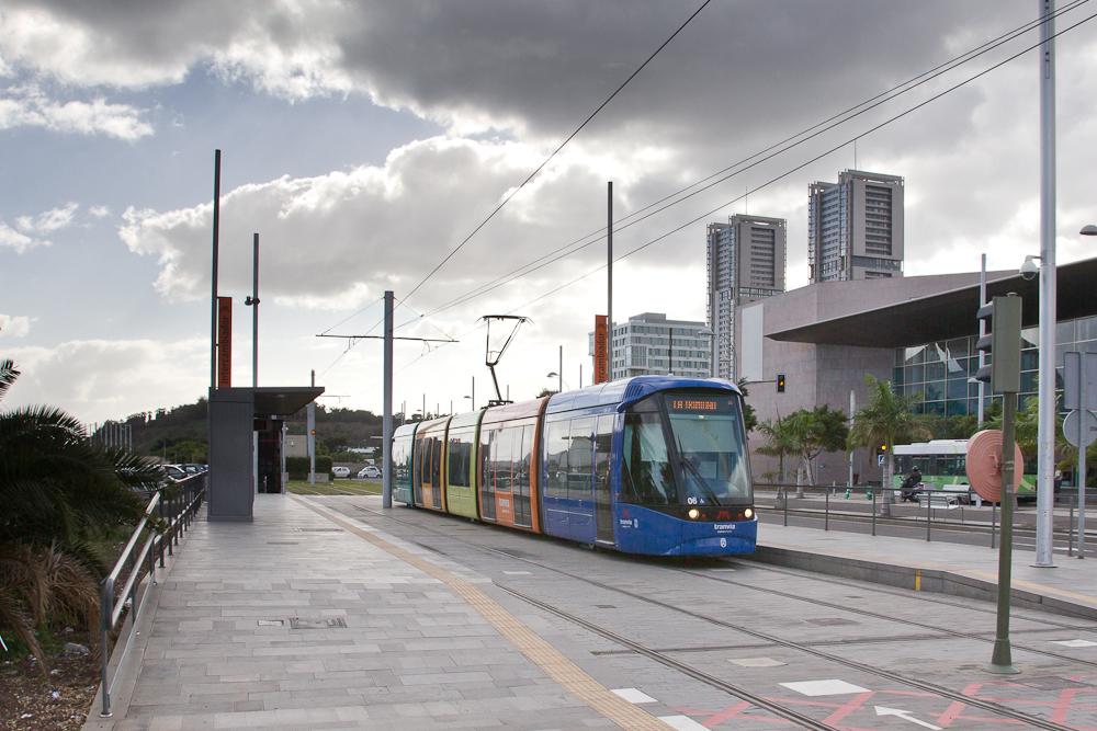 Straßenbahn von Teneriffa