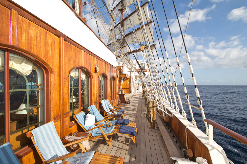 Lidodeck Sea Cloud II