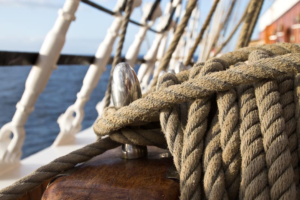Kreuzfahrt Sea Cloud II Segeln