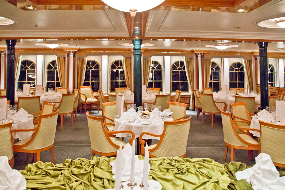 Restaurant Sea Cloud II