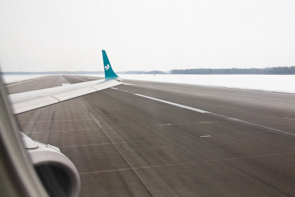 Air Dolomiti Flug München Bari