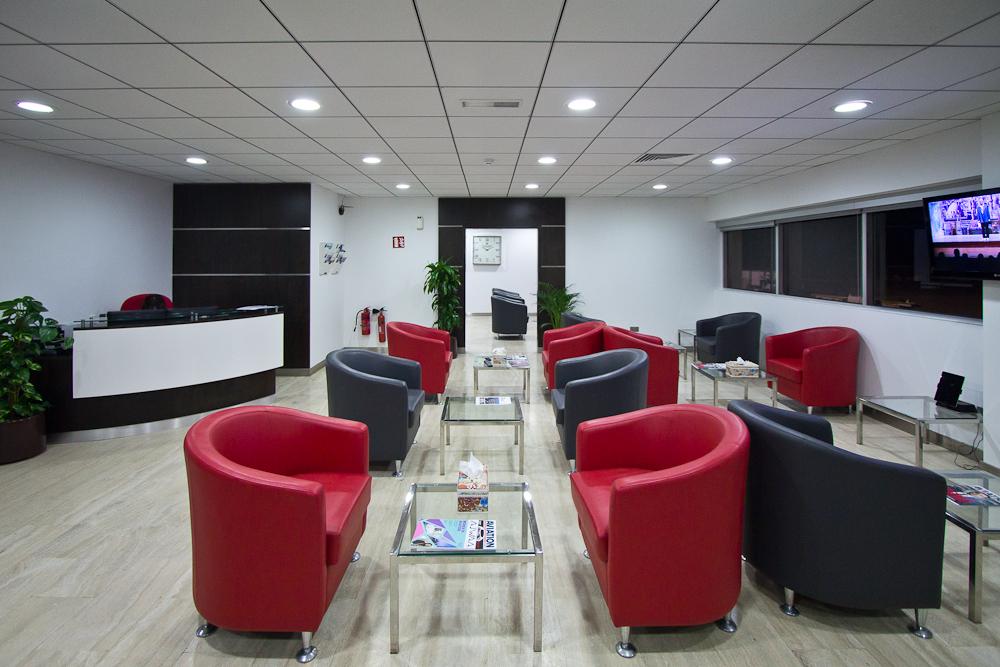 Al Khaimah Business Lounge Flughafen RAK