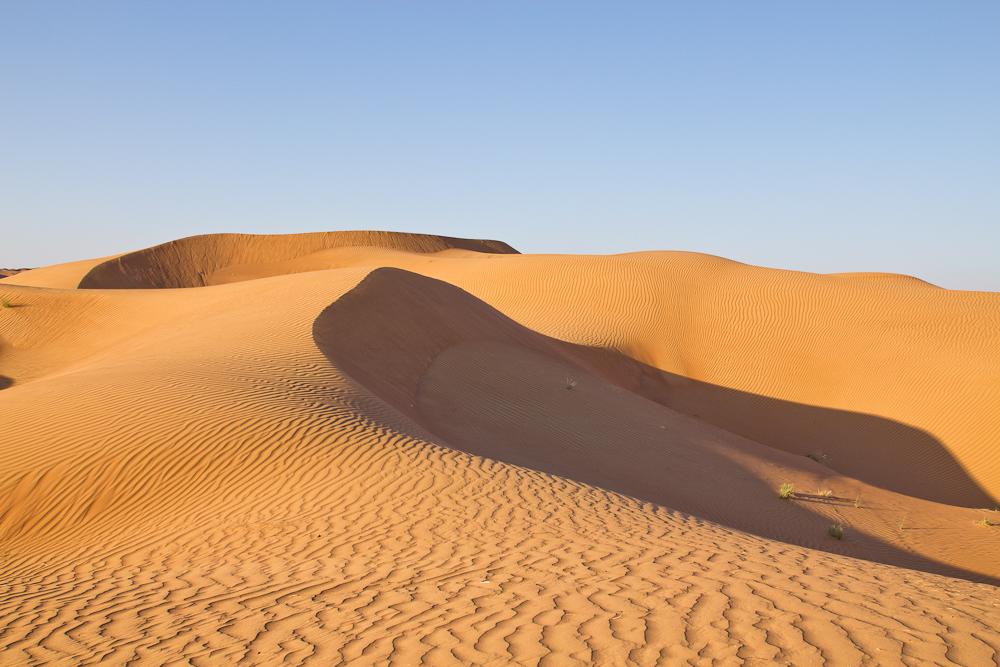 Dünen Sand Ras Al Khaimah