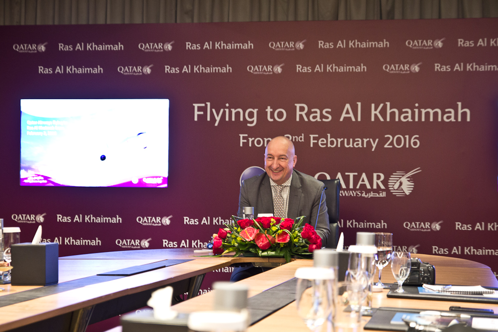 Dr. Hugh Dunleavy Chief Commercial Officer at Qatar Airways