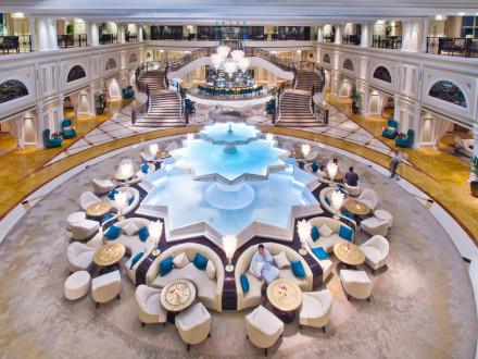 Waldorf Astoria Ras Al Khaimah Peacock Alley